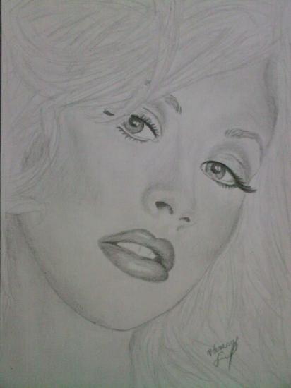 Christina Aguilera par Vanesa.S